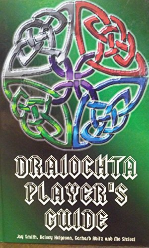 Draiochta The Role-playing Game Player's Guide (Signed Collectors Edition)