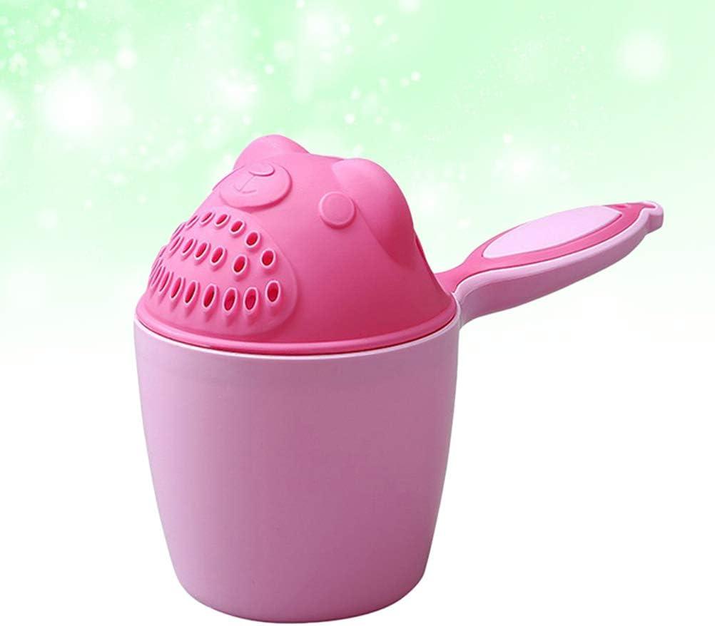 SUPVOX Tasse De Rin/çage pour Shampooing Douche De B/éb/é Rinser Shampooing pour Rinse De Shampooing pour B/éb/é