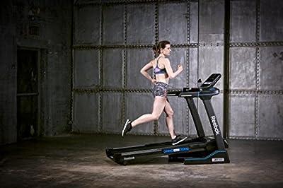 Reebok Jet 300 Treadmill / Treadmill and Equipment Mat Set