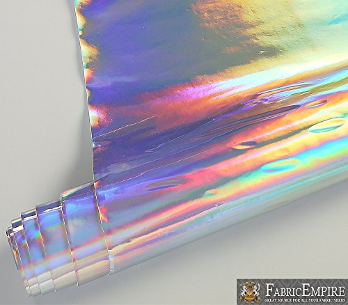 Where to find holographic vinyl by yard?