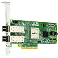 LPE12002-M8 2CH 8GB Pcie 3.3/5V Fc Hba Low Profile with std Bracket