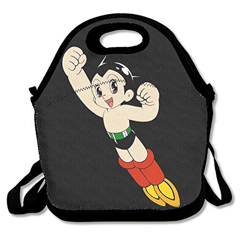 SuperWW Fly Astroboy Lunch Bag Tote Handbag ()