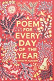 Book cover from A Poem for Every Day of the Year by Allie Esiri
