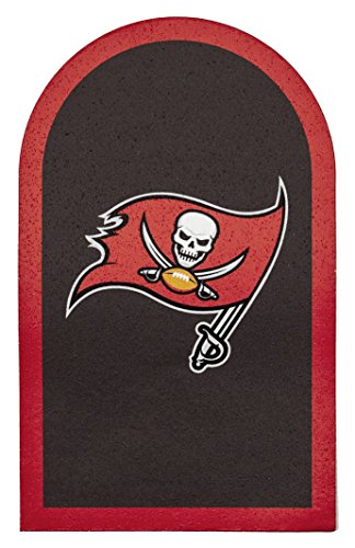 Applied Icon NFL Tampa Bay Buccaneers Mailbox Door Logo Decal