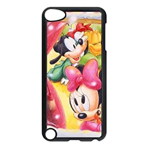 Mickey's Magical Christmas Snowed in at the House of Mouse iPod Touch 5 Case Black Ioira