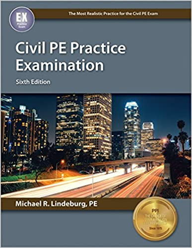 Civil pe practice examination 6th ed michael r lindeburg pe civil pe practice examination 6th ed sixth edition new edition by michael r lindeburg fandeluxe Image collections