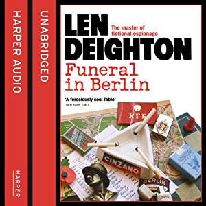 Funeral in Berlin Audiobook