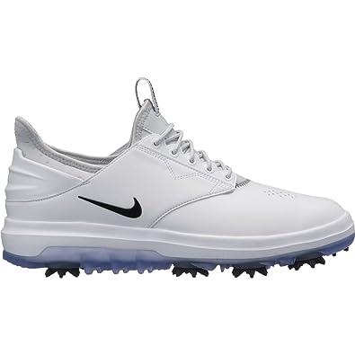 promo code 5e54f 86c25 Nike WMNS Air Zoom Direct Chaussures de Golf Femme, Multicolore  (White/Black/