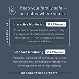 SimpliSafe 8 Piece Wireless Home Security System