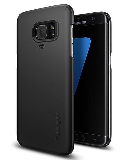 spigen thin fit case for samsung galaxy s7 edge black 556cs20029