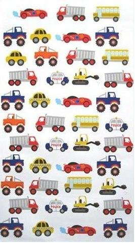 Amazon.de: YSZ013 CARS Dekor fürs Kinderzimmer Wandtattoo 60 ...