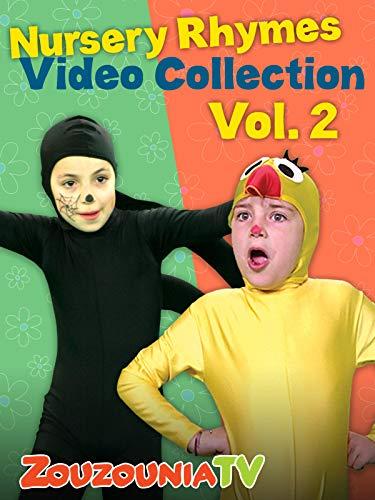 Nursery Rhymes Video Collection Volume 2 | Zouzounia TV