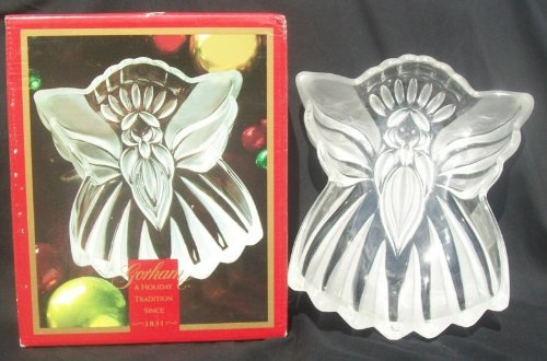 Gorham Holiday Traditions Angel Candy Dish (Dish Holiday Angel Candy)