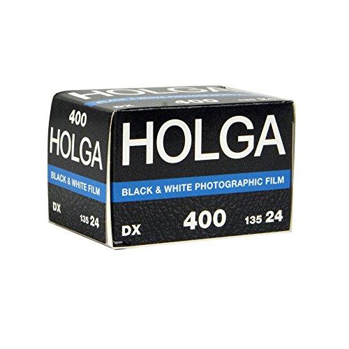 Holga 191424 ISO 400 35X24 NON DX (White)