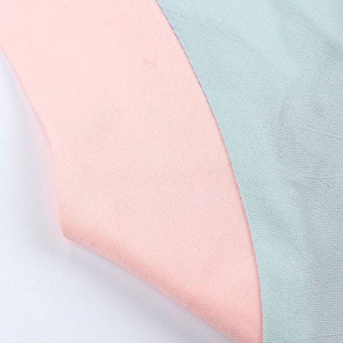 Levifun Camiseta de la Ropa Tops para Mujer, Bloques de Colores Empalme Correa Sexy Verano Casual Deporte Tops Sin Mangas Blusa Sin Mangas Cami Camisas Moda ...