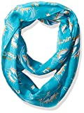 NFL Miami Dolphins – 2016 Women's Infinity Scarf, Team Color, One Size