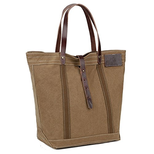 Horse Vintage Top Canvas For Square Large Retro Purse Capacity Vertical Handbag Casual Ladies Jxth handle Satchel 0vxqRnR