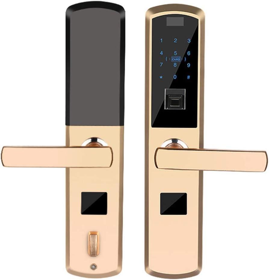 Cerradura inteligente de huella digital biométrica, cerradura ...