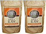 Earth Animal Daily Food Supplement for Raw Diets, 1 Pound Per Bag (2 Pack)