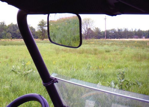 SuperATV UTV Rear View Mirror Rhino-RZR-Ranger-Teryx #329 PM-U by SuperATV (Image #1)'