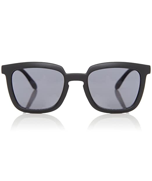 Le Specs Gafas de sol tranquilo vaquero Negro: Amazon.es ...