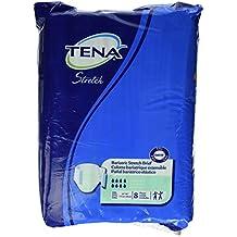 Tena Bariatric Briefs 3XL XXXL, Bag of 8, Waists 69 - 96 in.