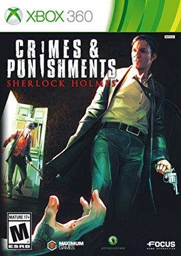 Sherlock Holmes: Crimes & Punishments - Xbox 360 by Maximum Games (Holmes Xbox Sherlock 360)