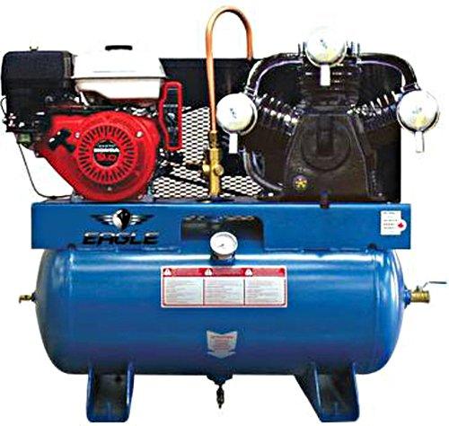 Truck Mount Compressor (Eagle 9G30TRKE-H 30-Gallon 150 PSI Max Gas Powered Truck Mount Compressor)