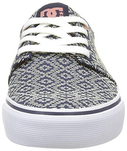 DC Shoes, Trase SP, Zapatillas, Mujer Azul (Navy)
