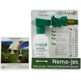 10 Million Scanmask Spray Beneficial Nematodes (Steinernema feltiae) Garden Pack
