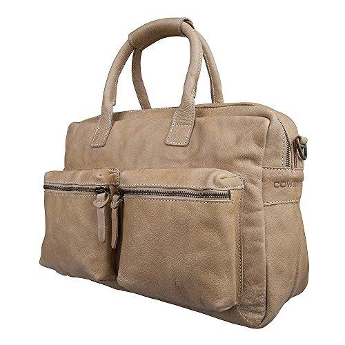 CowboysbagThe Bag - Bolso de mano Unisex adulto beige - Sand (Beige)