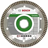 Bosch 2 608 602 478  - Disco de corte de diamante Best for Ceramic Extra-Clean Turbo - 115 x 22,23 x 1,4 x 7 mm (pack de 1)