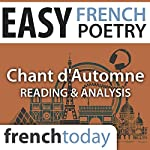 Chant d'Automne (Easy French Poetry): Reading & Analysis | Paul Verlaine