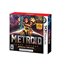 Metroid: Samus Returns Special Edition - Nintendo 3DS