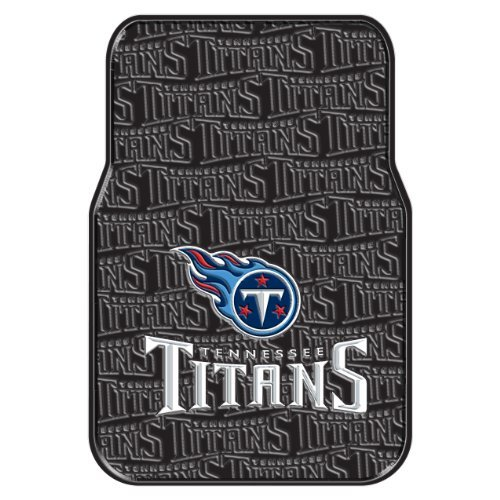 The Northwest Company NFL Tennessee Titans Front Floor Mat