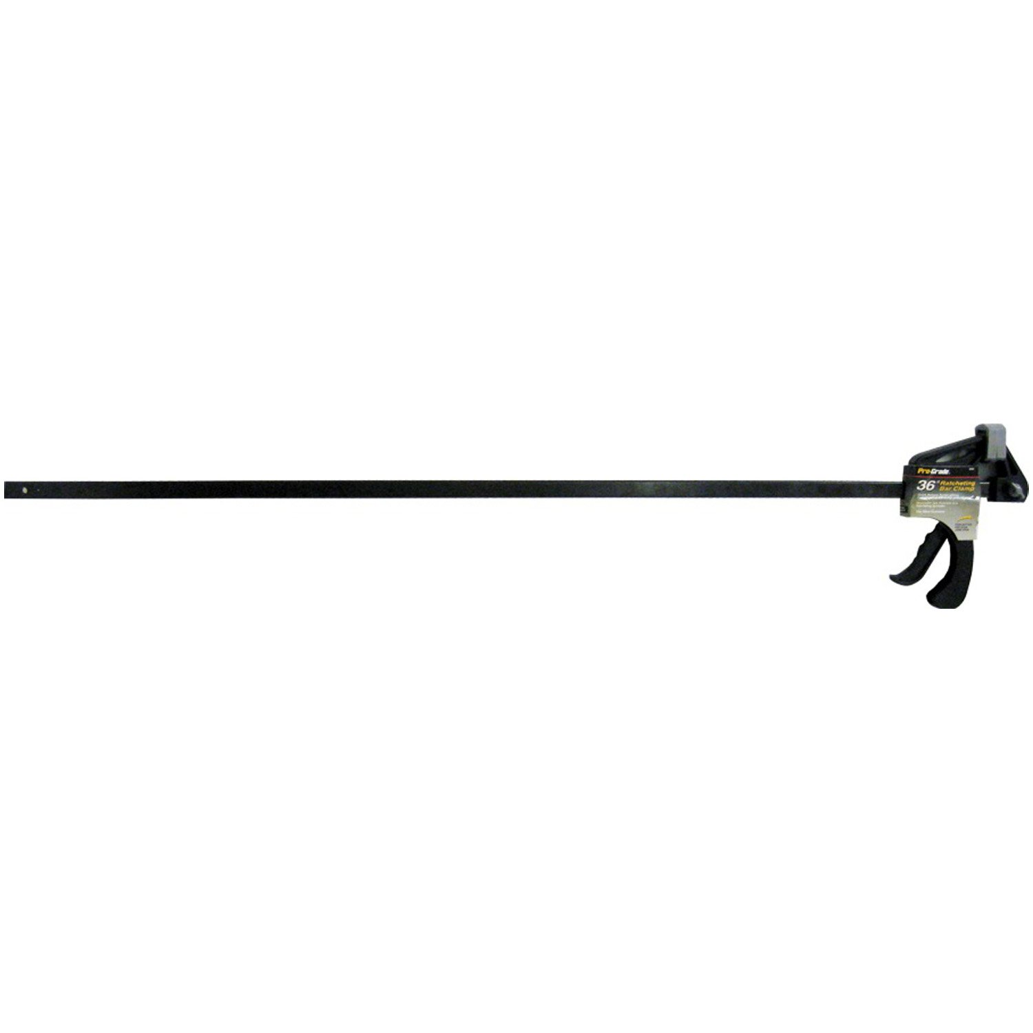 Pro-Grade 59160 Ratcheting Bar Clamp, 36-Inch