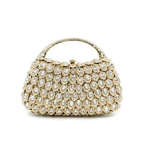 Bag Embroidery Colorful Evening Party Bags Evening Dinner Lady Shoulder Luxury Clutches Chain TPqfa
