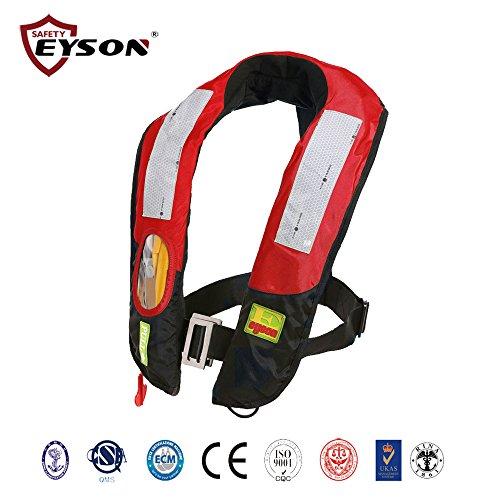 Eyson Inflatable Life Jacket 구명 조끼 High Visible Manu..