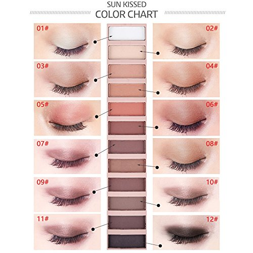 Review Cosprof 12 Colors Professional