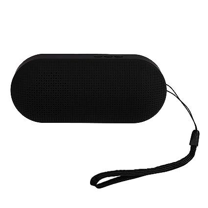 Wokee_ Altavoz inalámbrico portátil - Estéreo Bluetooth ...