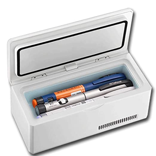 Insulin Kühlbox A Portátil Refrigerador Enfriador de la insulina y ...
