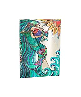 Ocean Song Journal Lined Mini Whimsical Creations Hartley