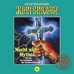 Macht und Mythos (John Sinclair - Tonstudio Braun Klassiker 63)