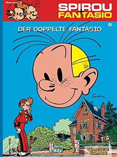 Spirou & Fantasio 6: Der doppelte Fantasio: (Neuedition)