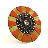 Centerforce DF383735 Dual Friction Clutch Disc