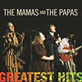 Greatest Hits: The Mamas & The Papas Album Cover