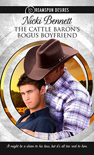 Download The Cattle Baron's Bogus Boyfriend (Dreamspun Desires Book 10)