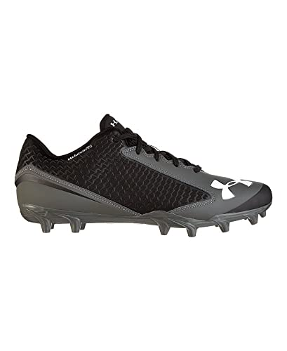 ddf9bbad298 Image Unavailable. Image not available for. Color  Under Armour Mens UA  Nitro Icon Low MC Football Cleats ...