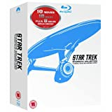 Star Trek: Stardate Collection - The Movies 1-10 (Remastered) [Blu-ray] [1979] [Region Free]