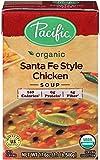 Pacific Foods Organic Soup Santa Fe Style Chicken - 17.6 fl oz